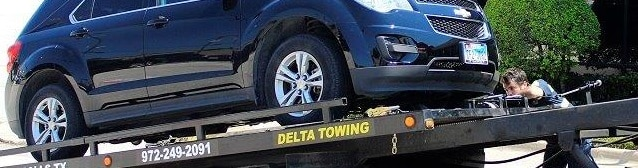 Dallas Towing Services 24 Hr Car Tow
