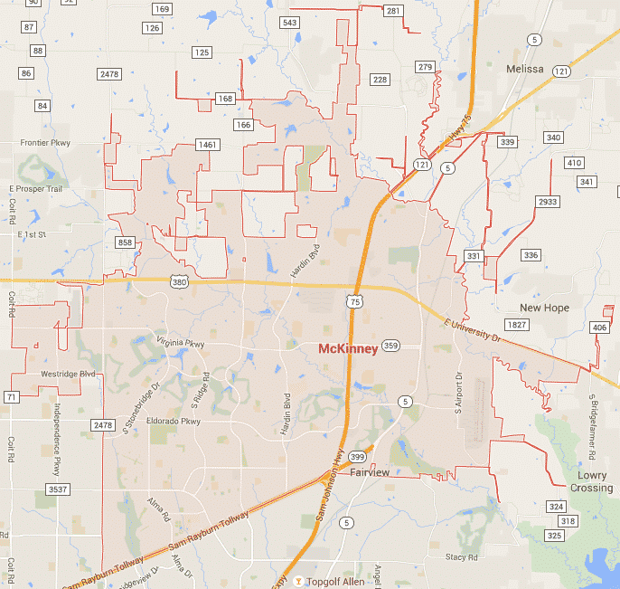 Delta towing in McKinney, TX